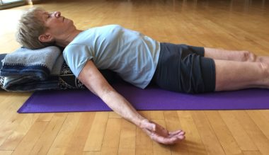 living yoga bumble bee breath for relaxation  living yoga